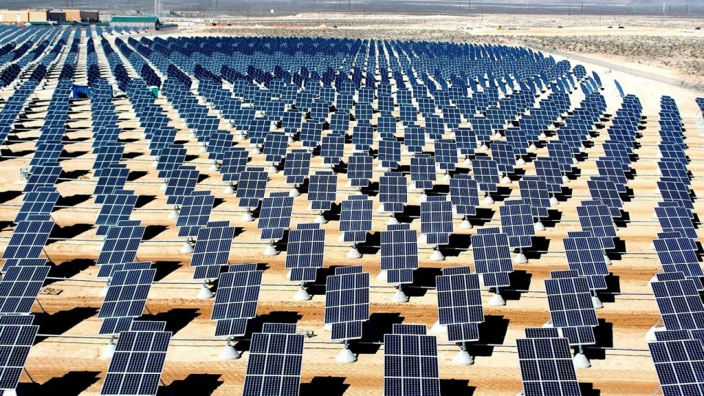 Solar infrastructure Worldcup 2022