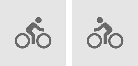 Iconography Arabic user interface Qatar
