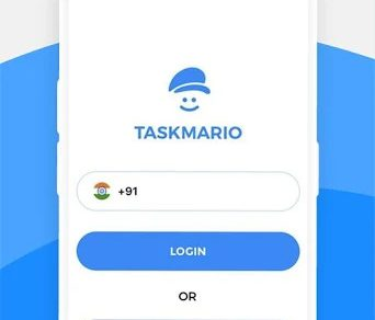 Mobile App Development – Taskmario