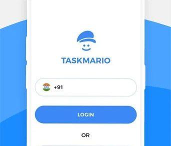 Mobile App Development – Taskmario