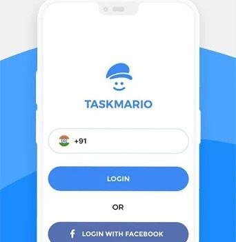Mobile app development - Taskmario