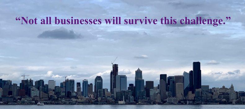 Corona pandemic business overcome